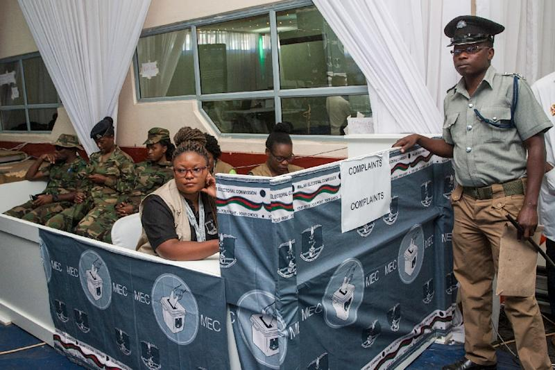 The Malawi electoral body received 147 complaints about Tuesaday's presidential vote