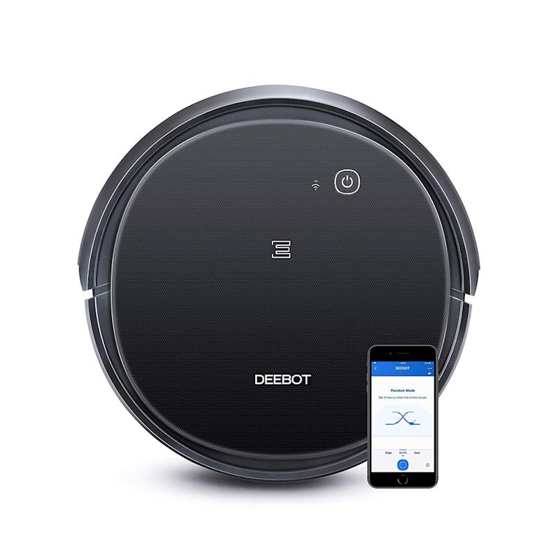 Ecovacs Deebot 500 Robotic Vacuum Cleaner. (Photo: Amazon)
