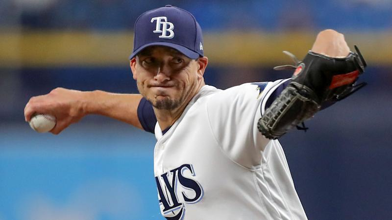 Morton throws seven scoreless innings as Rays beat Athletics