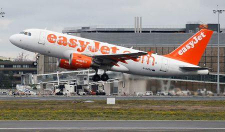 EasyJet reports half year loss due to weak sterling