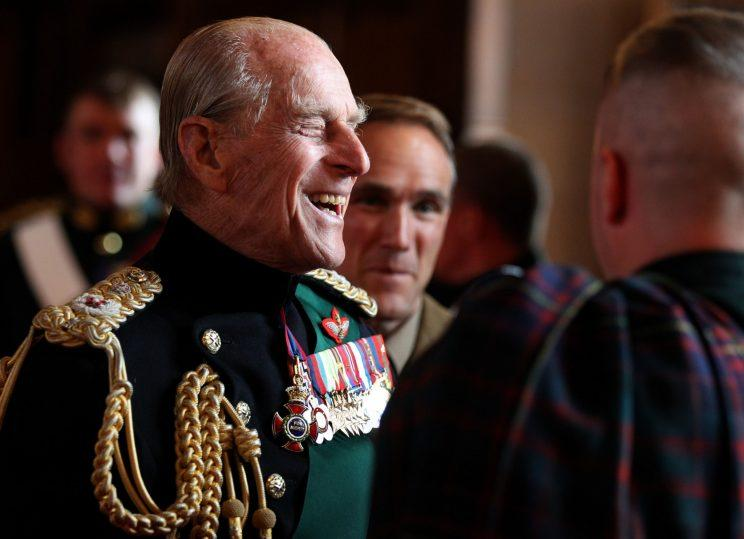The Sun accidentally publishes story saying 'Prince Philip ...