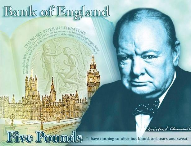 Concept design  - Credit: Bank of England