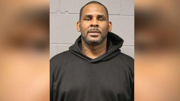 PHOTO: R. Kelly, seen in his mugshot after surrendering to Chicago police on Feb. 22, 2019, has been indicted on 10 counts of felony criminal sexual abuse. (Chicago Police Department)