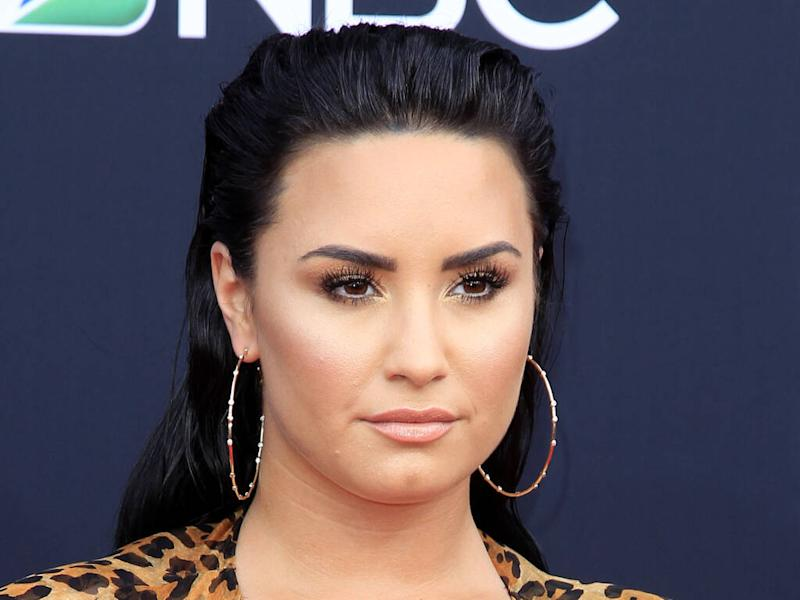 Demi Lovato: 'I'm living proof you don't have to give in to suicidal thoughts'