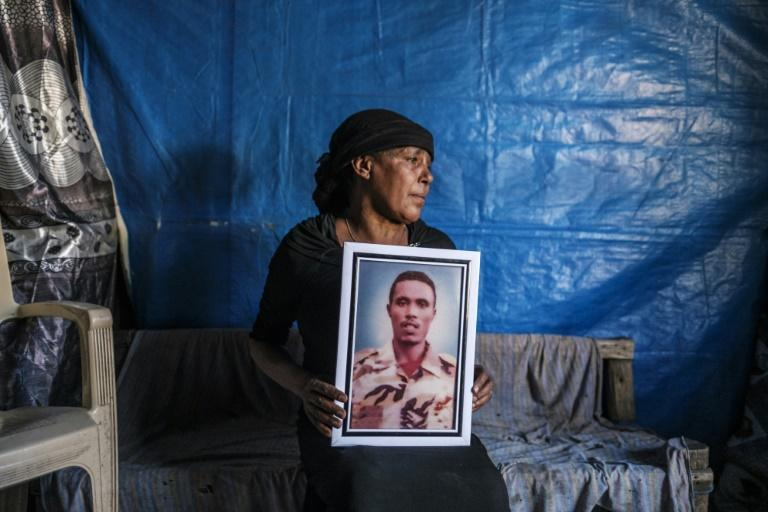 Azanu Girma's son, who hoped to join the Israeli army, died in fighting in Ethiopia's Tigray province