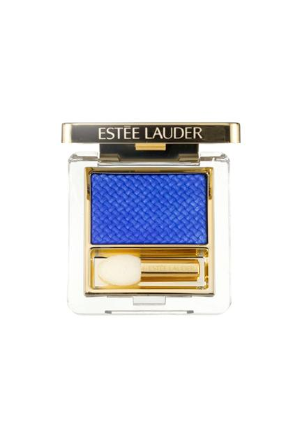"<div class=""caption-credit""> Photo by: TotalBeauty.com</div><div class=""caption-title"">Estée Lauder Pure Color Gelée Powder EyeShadow in Fire Sapphire, $24</div>Last summer, Estée Lauder had a preview event for their fall makeup collection, and Creative Director Tom Pecheux presented a tray of eyeshadows to a room full of beauty editors. There was an audible gasp when he showed us this shade, called Fire Sapphire. It's a gorgeous metallic shadow that can be used dry (for a sheer wash of color) or wet (for more intense pigment)."