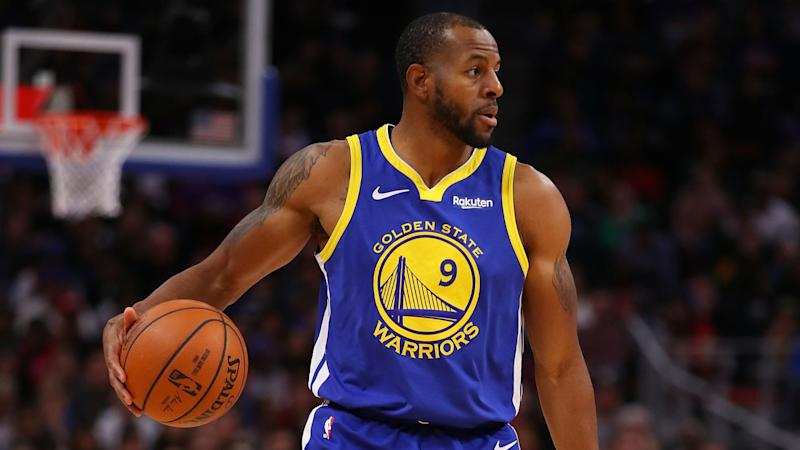 Iguodala 'probable&apos for Game 5 against Rockets