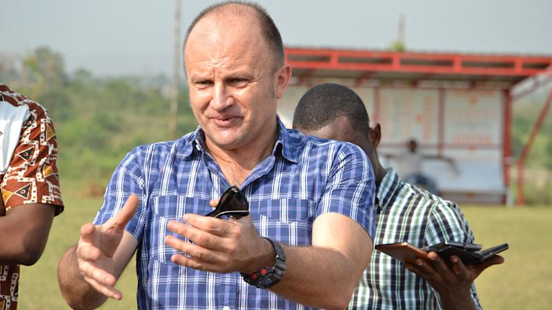 Chibsah offers support to under-fire Kotoko coach Lugarusic