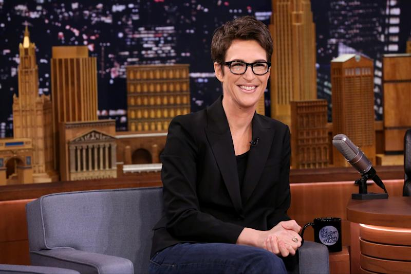 Rachel Maddow's Donald Trump Tax Return Episode Dominated Cable News Ratings
