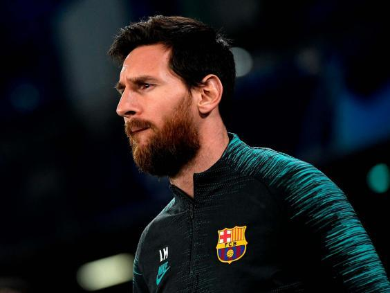 Lionel Messi will likely have to carry Barcelona again (Getty)