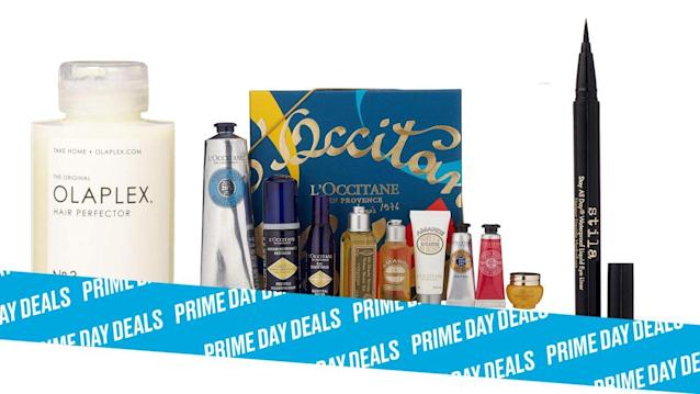 Photo Illustration by Elizabeth Brockway/The Daily Beast * Up to 40% Off Luxury Beauty. * Makeup, skin care, and hair care are included. * Shop the rest of our other Prime Day deal picks here. Not a Prime member yet? Sign up here.If you're looking to restock your beauty cabinet, this is the deal for you. Amazon has dozens of deals on luxury beauty items from top brands like Stila, Supergoop!, and L'Occitane. Get a new favorite eyeliner or pressed powder for a fraction of the price you'd normally pay.   Get it on Amazon >Let Scouted guide you to the best Prime Day deals. Shop Here >Scouted is internet shopping with a pulse. Follow us on Twitter and sign up for our newsletter for even more recommendations and exclusive content. Please note that if you buy something featured in one of our posts, The Daily Beast may collect a share of sales.Read more at The Daily Beast.Get our top stories in your inbox every day. Sign up now!Daily Beast Membership: Beast Inside goes deeper on the stories that matter to you. Learn more.