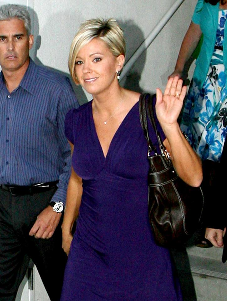 "Things are going a little better for Jon's ex-wife, Kate Gosselin, who was tapped this week to co-host ""The View"" for two days in mid-September. She'll help fill in for Elisabeth Hasselbeck, who is on maternity leave. David Aguilera/BuzzFoto/<a href=""http://www.filmmagic.com/"" target=""new"">FilmMagic.com</a> - August 25, 2009"
