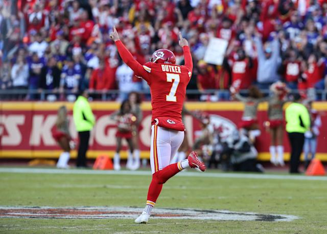 Is your kicker position set for Week 13? (Photo by Scott Winters/Icon Sportswire via Getty Images)