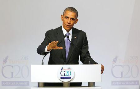 Obama rules out U.S. troops on ground to fight Islamic State