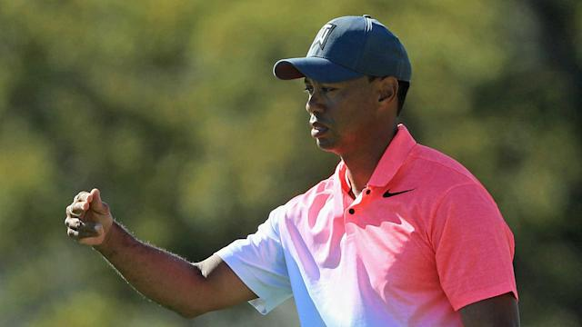 Follow along as Tiger Woods goes through Round 3 of the Arnold Palmer Invitational.
