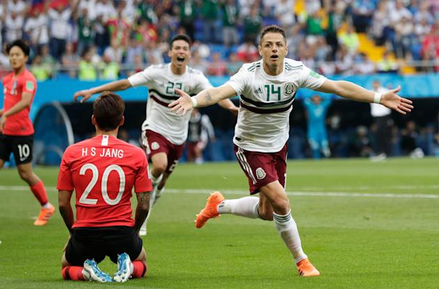 Mexico-South Korea World Cup Match Breaks Record At