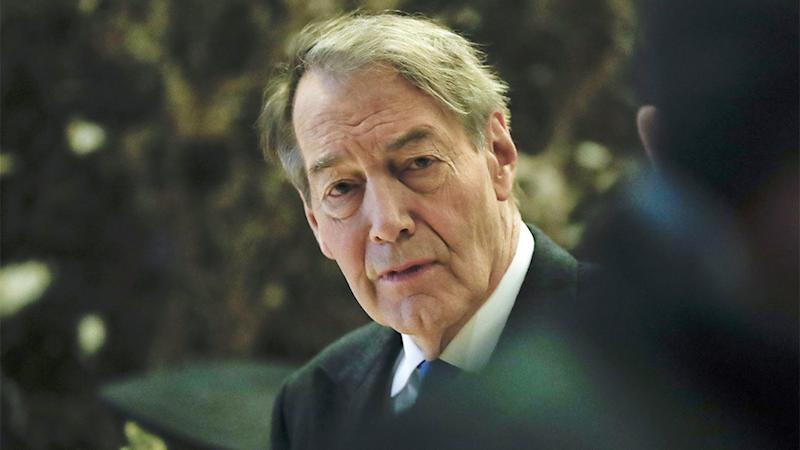 CBS Staffers Hit Charlie Rose With Sex-Harassment Suit