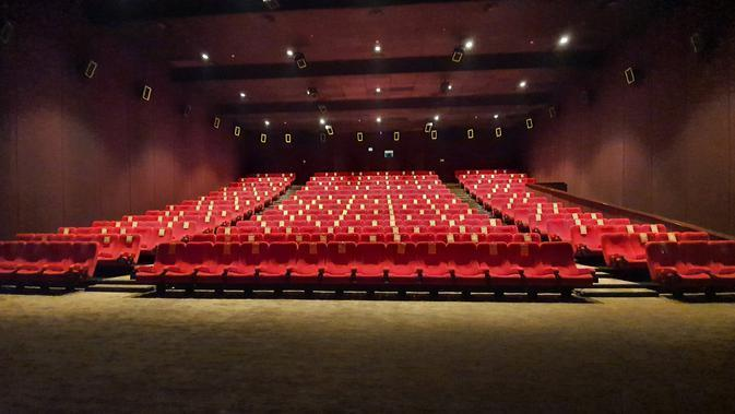 Cinema XXI. (Foto: Koleksi Cinema XXI)