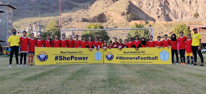 Poonam Chattoo: We hope to put a few smiles in Srinagar with Real Kashmir's #ShePower programme