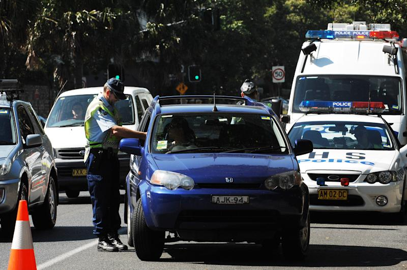 NSW Police have also resumed random breath testing (RBT) across the state. Source: AAP