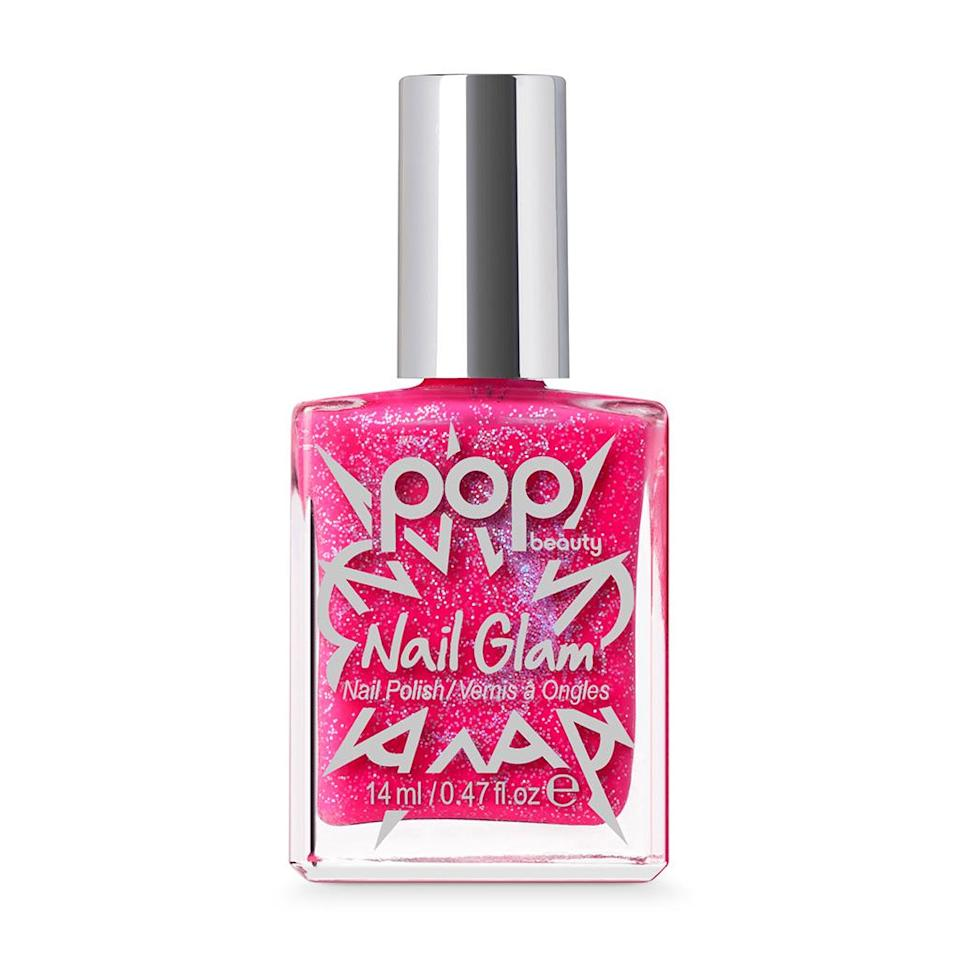 """<p>$10, <a href=""""https://www.popbeauty.com/collections/whats-new/products/nail-glam-pink-peak"""" rel=""""nofollow noopener"""" target=""""_blank"""" data-ylk=""""slk:popbeauty.com"""" class=""""link rapid-noclick-resp"""">popbeauty.com</a> </p>"""