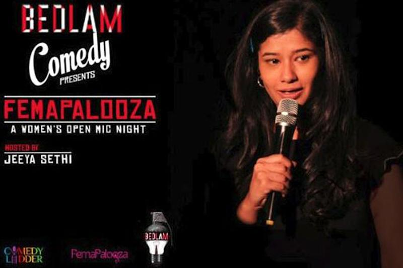 India's Women-only Comedy Show Tackles Breasts, Bras and Bias