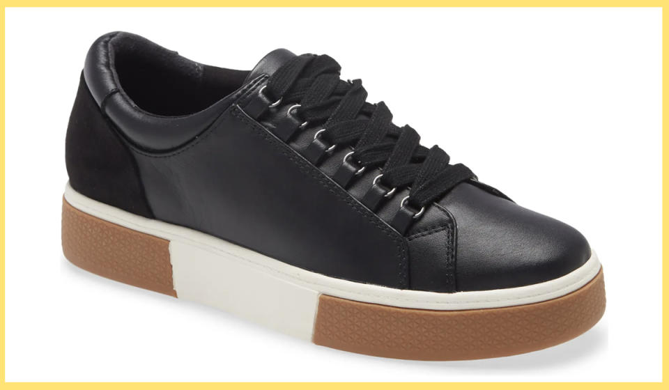 A chunky sneaker that's as cool as it is comfy. (Photo: Nordstrom)