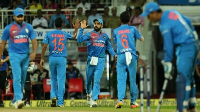 Image result for Most consecutive bilateral T20I series (3 or more matches) wins for India