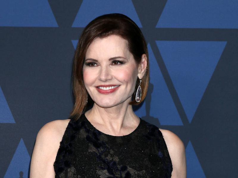 Geena Davis doesn't blame Academy for all-male Best Director nominees at 2020 Oscars