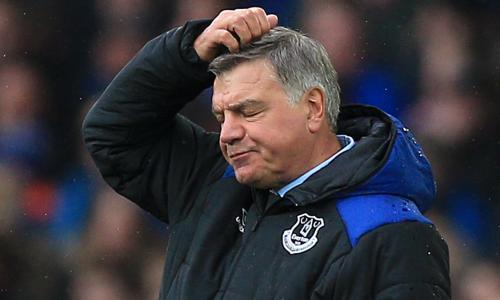 Zero or hero? Everton fans to assess Sam Allardyce's abilities as manager