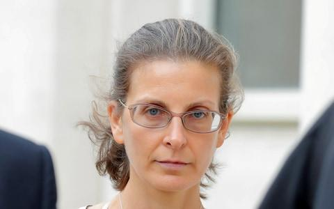 Clare Bronfman is an heiress of the Seagram's liquor empire - Credit:  REUTERS