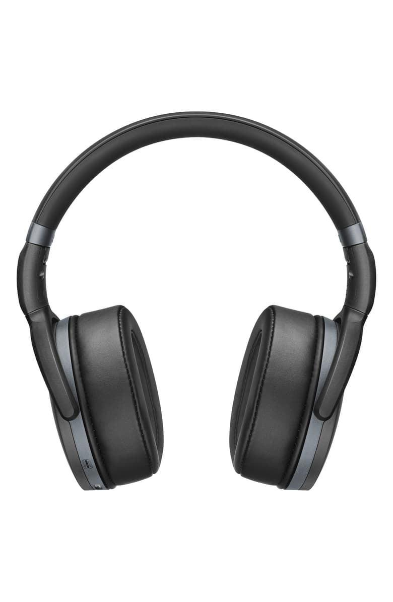 """<p>These <a href=""""https://www.popsugar.com/buy/Sennheiser-HD-440-Bluetooth-Headphones-499123?p_name=Sennheiser%20HD%204.40%20Bluetooth%20Headphones&retailer=shop.nordstrom.com&pid=499123&price=90&evar1=geek%3Aus&evar9=26294675&evar98=https%3A%2F%2Fwww.popsugartech.com%2Fphoto-gallery%2F26294675%2Fimage%2F46728993%2FSennheiser-HD-440-Bluetooth-Headphones&list1=shopping%2Cgadgets%2Choliday%2Cgift%20guide%2Choliday%20living%2Ctech%20gifts%2Cgifts%20under%20%24100&prop13=mobile&pdata=1"""" class=""""link rapid-noclick-resp"""" rel=""""nofollow noopener"""" target=""""_blank"""" data-ylk=""""slk:Sennheiser HD 4.40 Bluetooth Headphones"""">Sennheiser HD 4.40 Bluetooth Headphones</a> ($90) are great for traveling.</p>"""