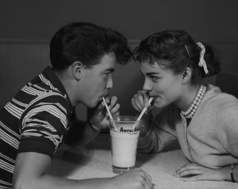 Steer clear of your ex. Photo: Getty