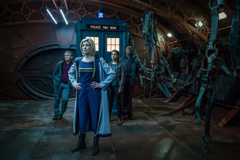 Doctor Who to Stream Exclusively on WarnerMedia's HBO Max