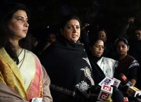 List of BJP politicians accused of rape who didn't deserve Smriti Irani's attention