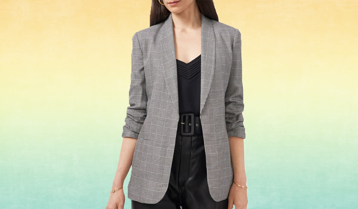 Immaculate tailoring is big for Fall 2021. (Photo: Nordstrom)