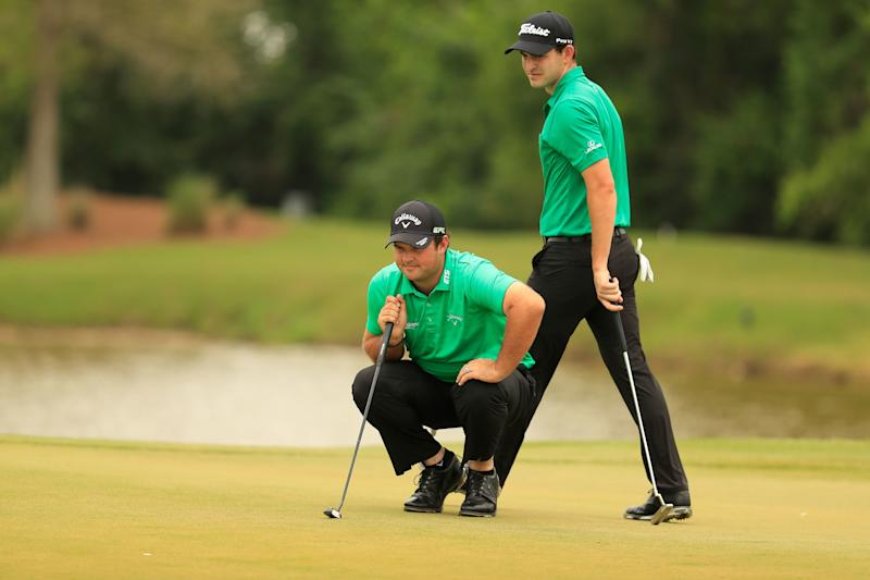 Reed and Cantlay have played together in competition, teaming up at the 2017 Zurich Classic.