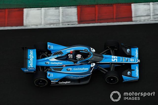 "Max Chilton, Carlin Chevrolet <span class=""copyright"">Scott R LePage / Motorsport Images</span>"