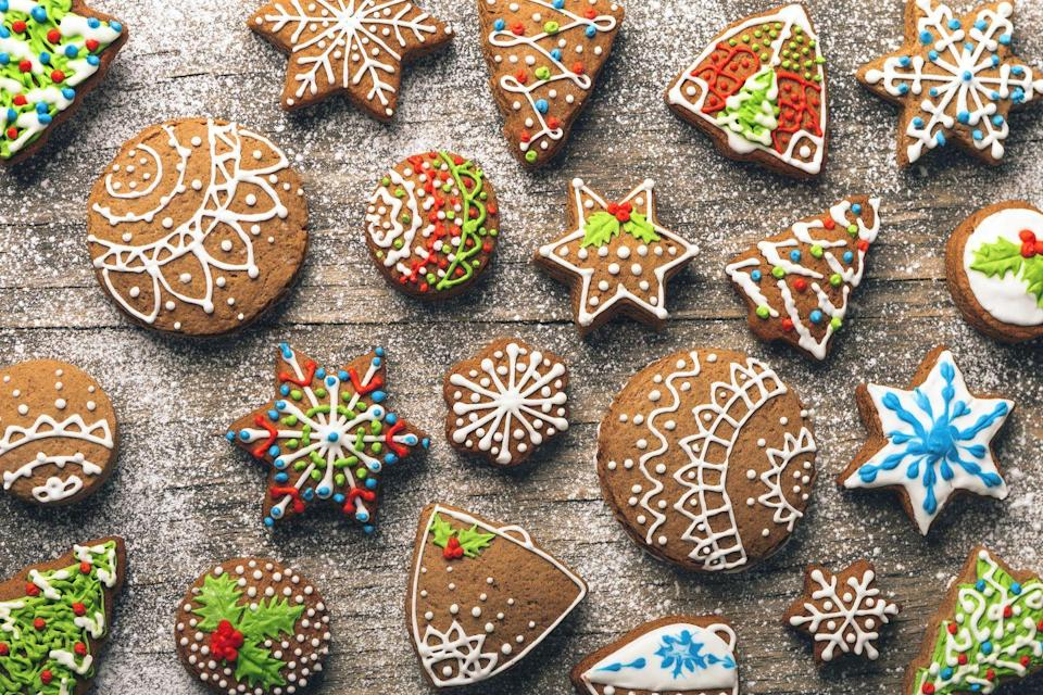 "<p>Minnesota is all about the cookies, though they're less married to sugar ones only and prefer the big picture: gingerbreads, meringues, and more.</p><p>Get the <a href=""https://www.delish.com/holiday-recipes/christmas/g2177/easy-christmas-cookies/"" rel=""nofollow noopener"" target=""_blank"" data-ylk=""slk:recipe"" class=""link rapid-noclick-resp"">recipe</a>.</p>"