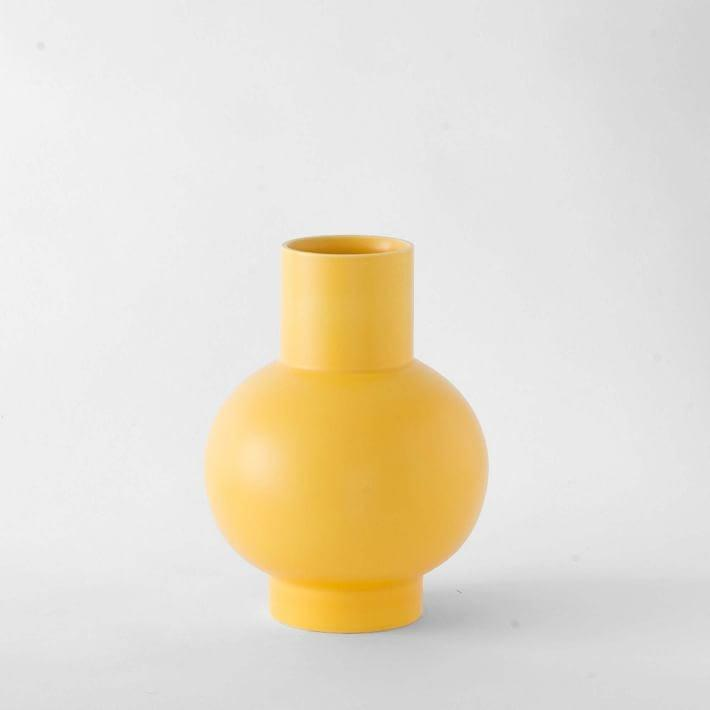 <p>These <span>MoMA Raawii Strom Vases</span> ($68) are gorgeous.</p>