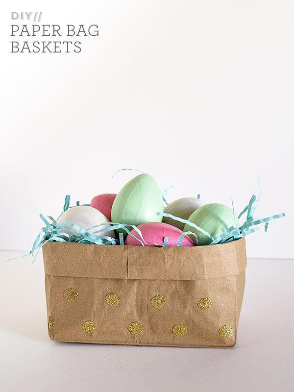 "<p>Running low on craft supplies? This is proof that you can still create a cute basket out of a plain old paper bag and some stickers. </p><p>Get the tutorial at <a href=""https://sarahhearts.com/paper-bag-easter-baskets/"" rel=""nofollow noopener"" target=""_blank"" data-ylk=""slk:Sarah Hearts."" class=""link rapid-noclick-resp"">Sarah Hearts.</a></p><p><a class=""link rapid-noclick-resp"" href=""https://go.redirectingat.com?id=74968X1596630&url=https%3A%2F%2Fwww.walmart.com%2Fip%2FEyelike-Stickers-Easter-Paperback-9780761181835%2F40569777&sref=https%3A%2F%2Fwww.oprahdaily.com%2Flife%2Fg30506642%2Feaster-basket-ideas%2F"" rel=""nofollow noopener"" target=""_blank"" data-ylk=""slk:SHOP STICKERS"">SHOP STICKERS</a></p>"