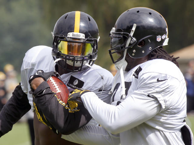 Pittsburgh Steelers' top two running backs busted for marijuana