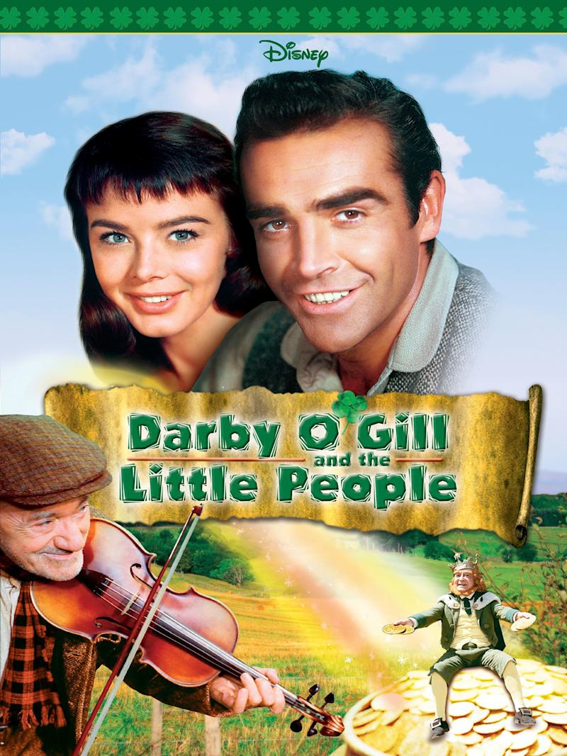 Darby O Gill and the Little People. Image via Amazon.