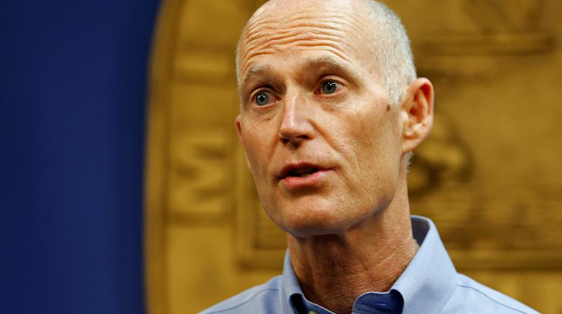 Florida Governor Warns Irma Is 'Bigger, Faster And Stronger' Than Hurricane Andrew