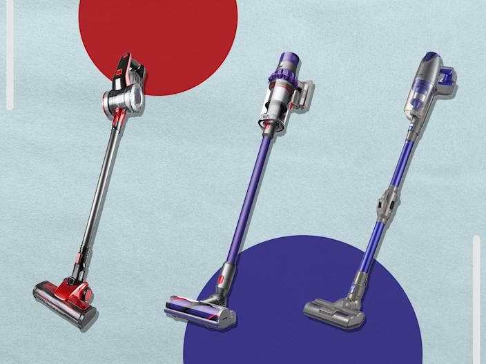 We've tested the different models, multiple times, on carpets, hard floors, rugs and upholstery (iStock/The Independent)
