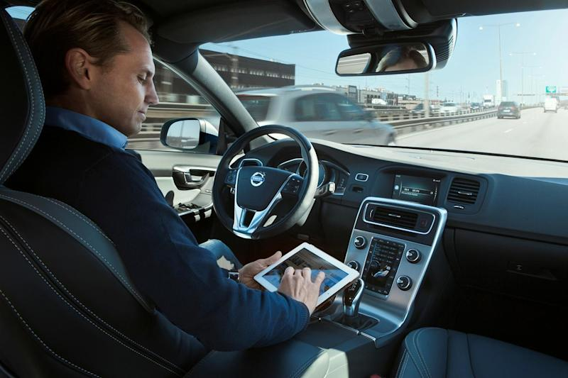 Expecting a productivity increase from your self-driving car? Think again