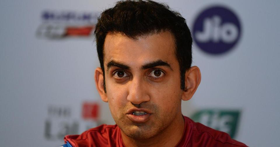 Gautam Gambhir Names His India XI For The First Test Against England In Chennai