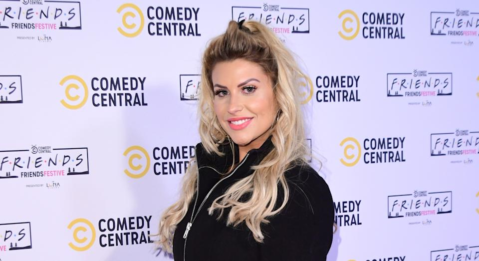 Sophie Hinchcliffe - also known as Mrs Hinch - has announced the arrival of a baby son called Lennie. (Getty Images)