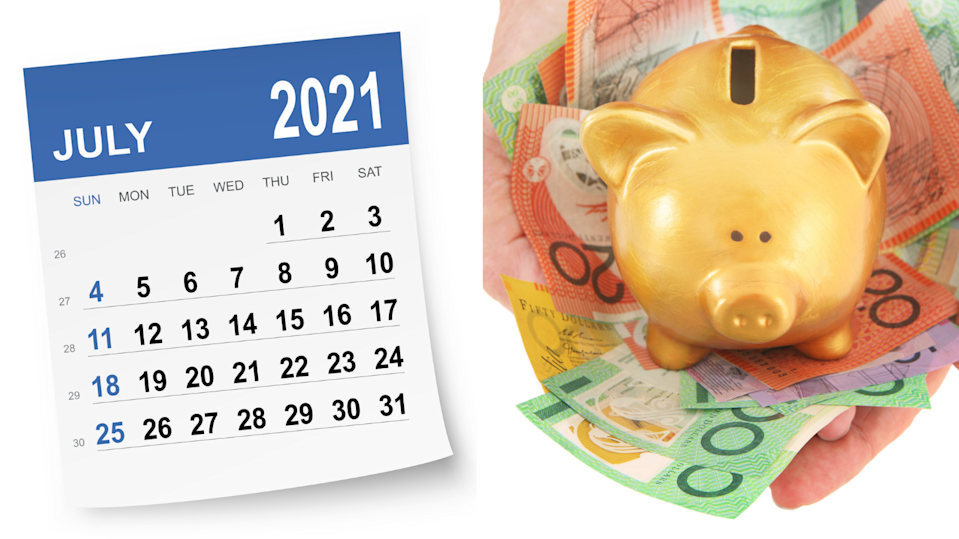 Australians have been reminded to check the insurance in their superannuation. (Images: Getty).