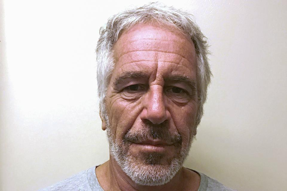 U.S. financier Jeffrey Epstein appears in a photograph taken for the New York State Division of Criminal Justice Services' sex offender registry March 28, 2017. [Photo: REUTERS]